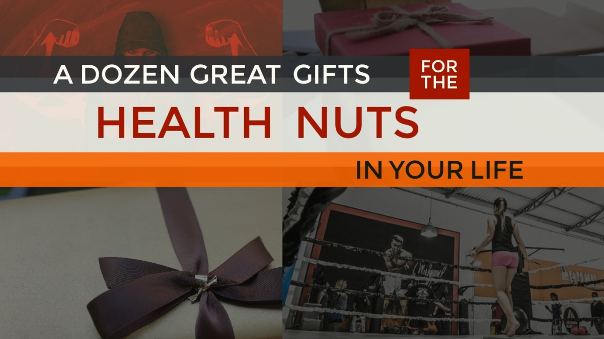 A Dozen Gift Ideas for the Health Nuts in Your Life – Eden Life