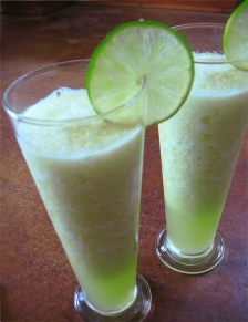 Cucumber-Lime Chiller for Chapter Title Page