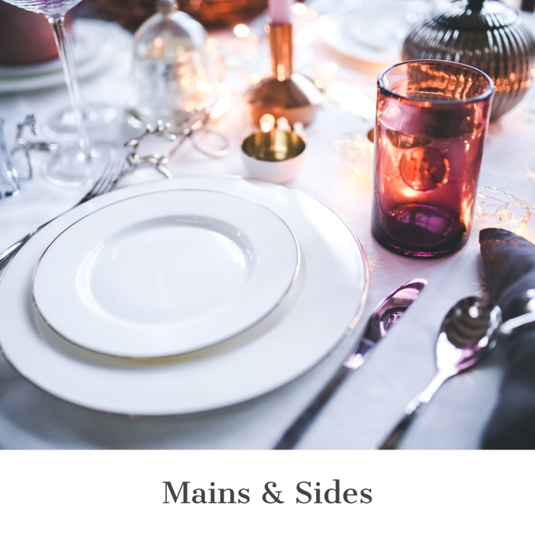 Mains & Sides