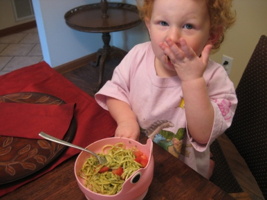 Pesto Pasta (5)