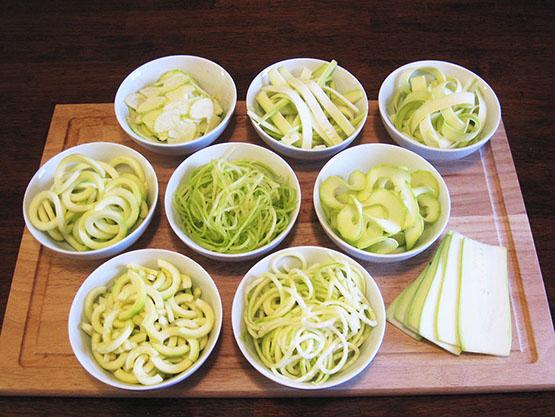 zucchini pasta (assorted) (19)